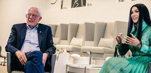 Post de Cardi B feat. Bernie Sanders: así intentan movilizar el voto joven en Estados Unidos