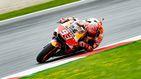 Márquez cuestiona el dominio de Ducati en Austria y Lorenzo resurge