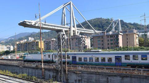 Calatrava opta a la reconstrucción del puente de Génova derrumbado en agosto