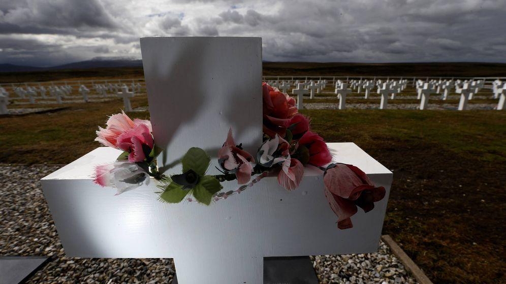 Foto: Los enterramientos van perdiendo peso. (EFE)
