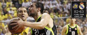 El Maccabi humilla a un débil Real Madrid en su regreso a Europa