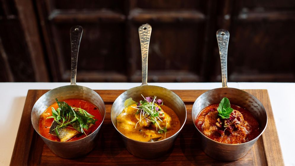 Gastronomía: Benares Londres, la cocina india con estrella Michelin ...