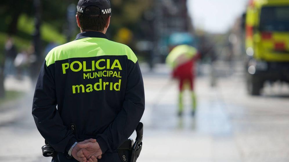 Foto: Agente de la Policía Municipal de Madrid. (iStock).