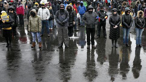 'Flash mob' en Rumanía