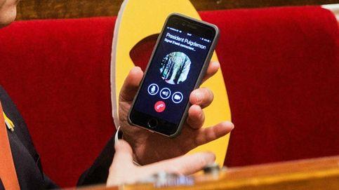 Puigdemont conoce todas las vías para llegar al Parlament y decidirá en el último instante