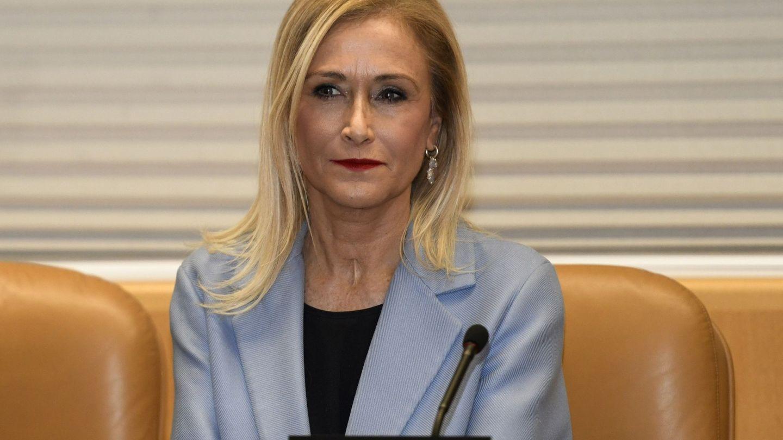 La expresidenta regional Cristina Cifuentes, en una imagen de 2019. (EFE)