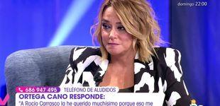 Post de Toñi Moreno desmonta a Ortega Cano por su