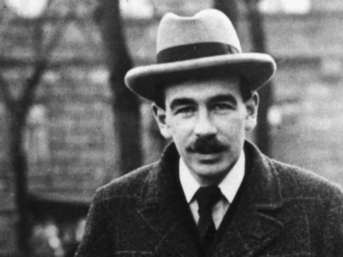 Foto: John Maynard Keynes. (William Collins)