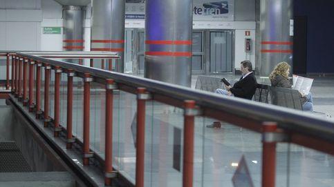 Cerrado Nuevos Ministerios por una mochila sospechosa junto a una papelera