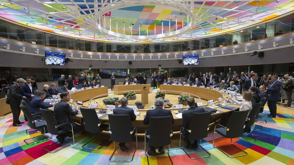 Foto: Eu summit of 27 on brexit guidelines