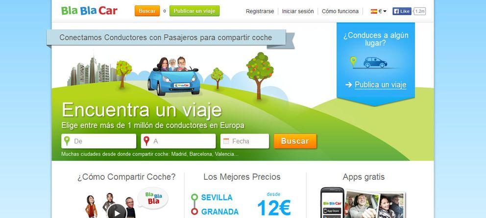 Foto: La CNMC protege a BlaBlaCar y rompe una lanza por la nueva 'economía colaborativa'