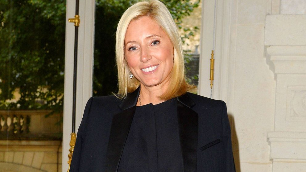 Marie-Chantal Miller presume de marido e hijo modelos: las elegantísimas fotos