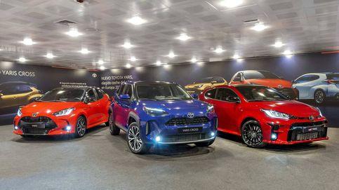 Toyota Yaris Cross, el SUV urbano híbrido que demanda el mercado