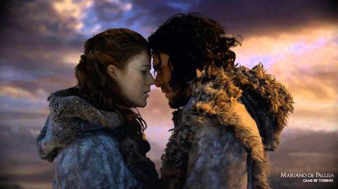 Kit Harington y Rose Leslie, 'Juego de tronos', se casan (y no será la boda roja)