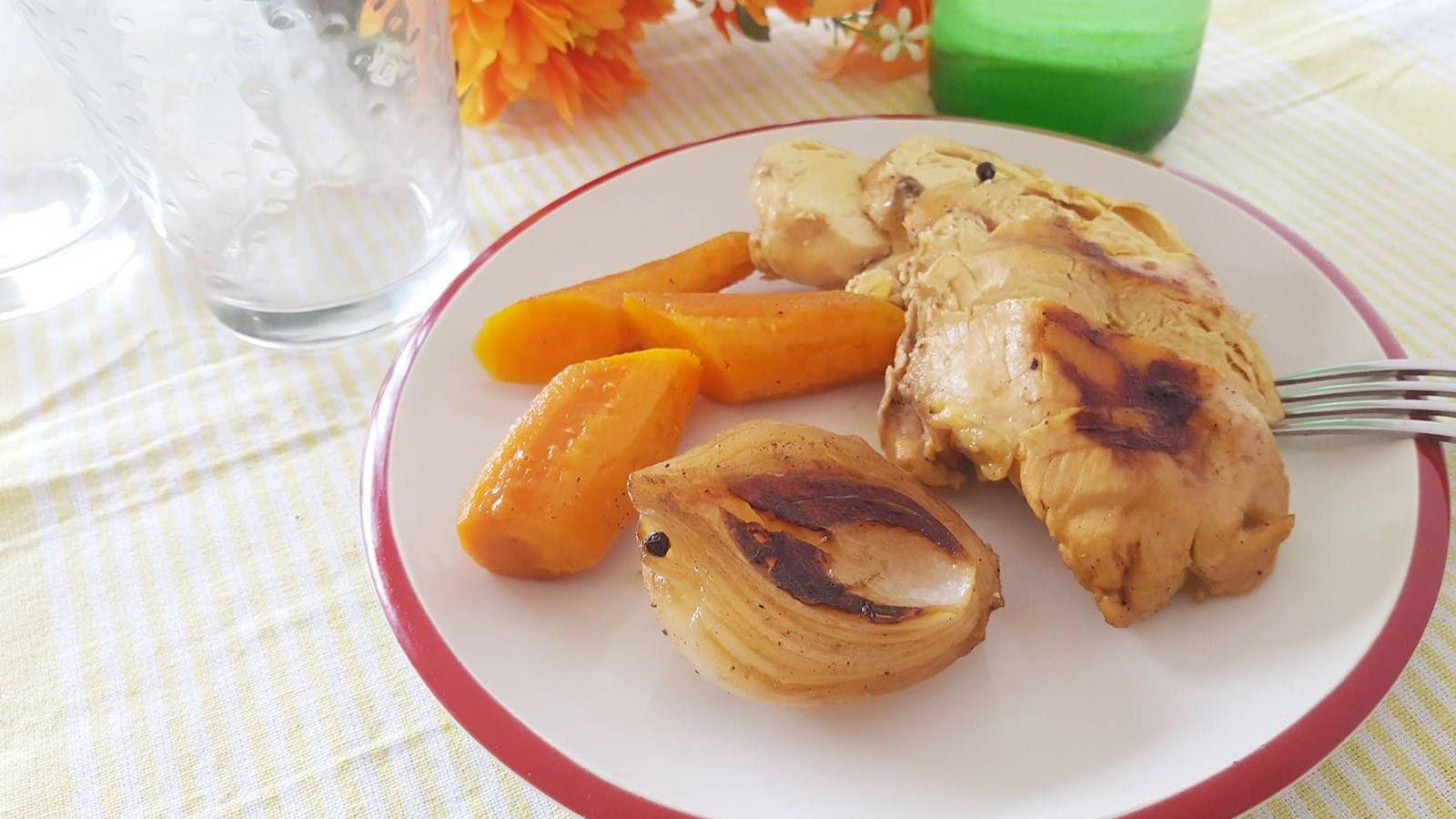 Recetas pechugas de pollo en escabeche tan f ciles de - Platos de pollo faciles ...