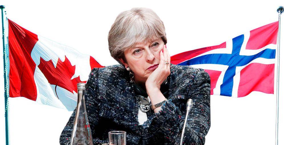 Foto: La primera ministra británica Theresa May. (EC)