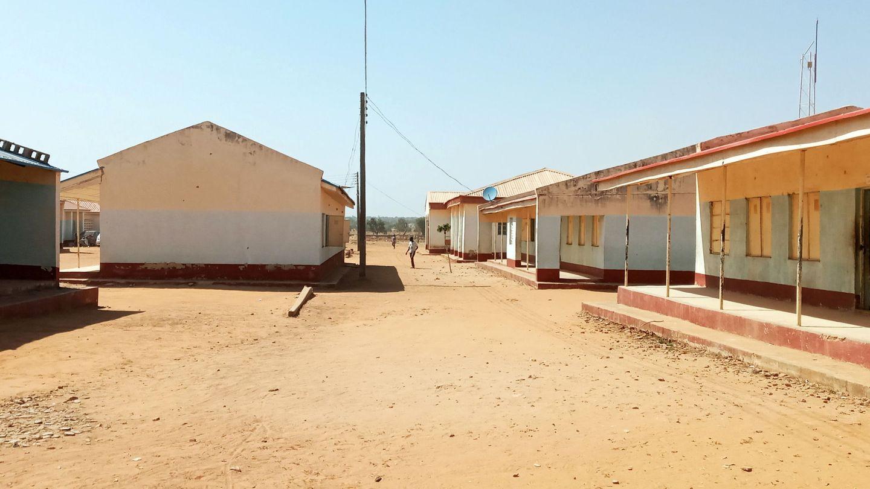 La escuela de Kankara. (Reuters)