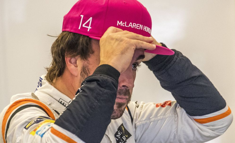 Foto: Alonso estará en Daytona. (EFE/EPA)