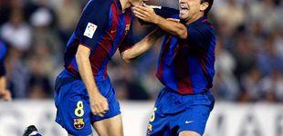 Post de Xavi, Cocu o Abelardo o cómo el Betis mira al Barcelona para imitar su estilo