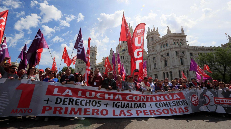 La Delegación del Gobierno limita la manifestación del 1 de Mayo a 1.000 personas