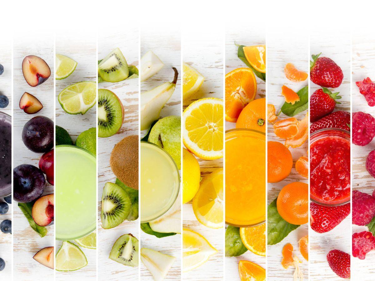 Foto: Todas las frutas contienen antioxidantes. (iStock)