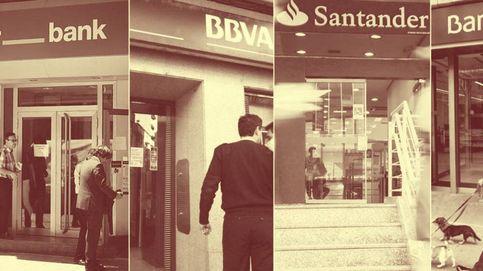 La década 'horribilis' de la banca: destrucción de valor y la mitad de beneficio