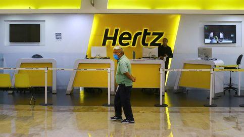 Hertz se desploma hasta un 41% en tras anunciar un plan salida para su bancarrota