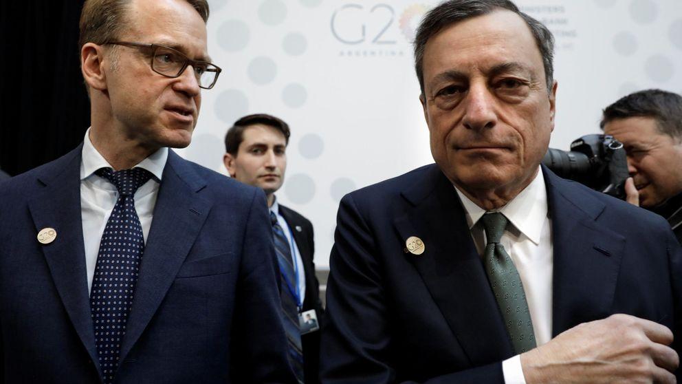 El Constitucional alemán se pronunciará este martes sobre la legalidad del BCE