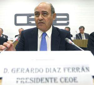 Díaz Ferrán logra un crédito de 30 millones para salvar a Marsans