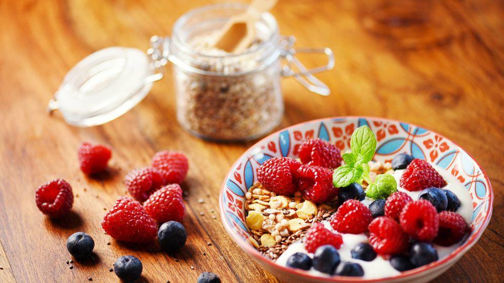 un desayuno nutritivo para bajar de peso