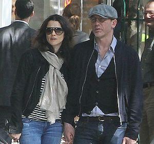Daniel Craig y Rachel Weisz se casan en secreto