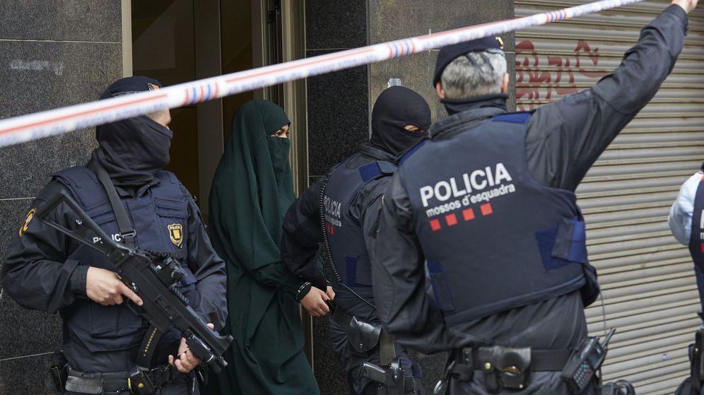 Foto: Claves para entender qué son los Mossos d'Esquadra. (EFE)