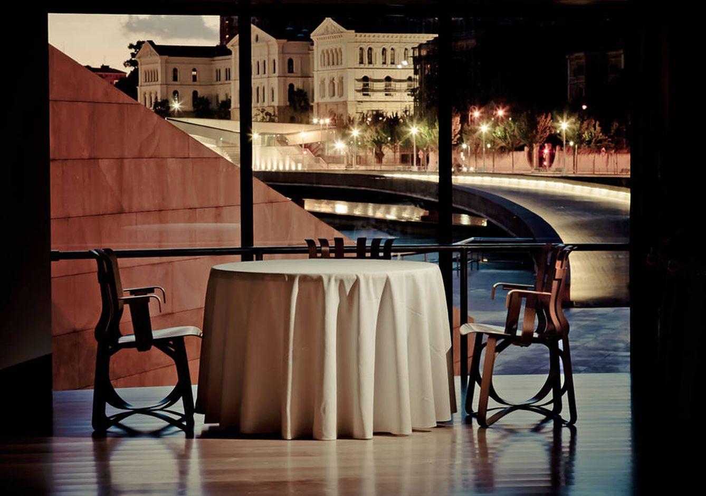Foto: Nerua es parte del museo Guggenheim (Foto: Andoni Epelde)