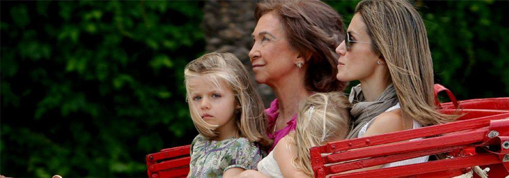 Foto: El complicado verano de la Familia Real