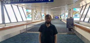 Post de 110 días atrapado en el aeropuerto: el turista que ha revivido la película 'La terminal'