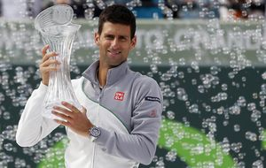 Djokovic termina con Nadal porla vía rápida y gana en Miami