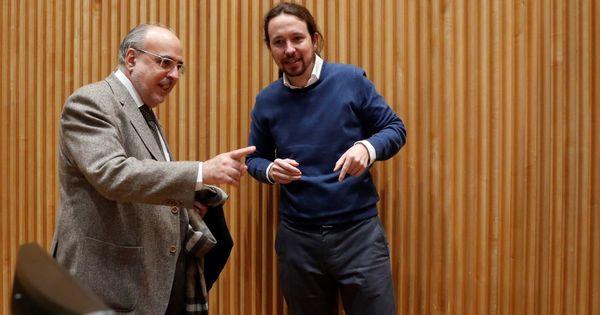 Pablo Iglesias: «El bloque de la moción de la censura está llamado a dirigir el Estado»