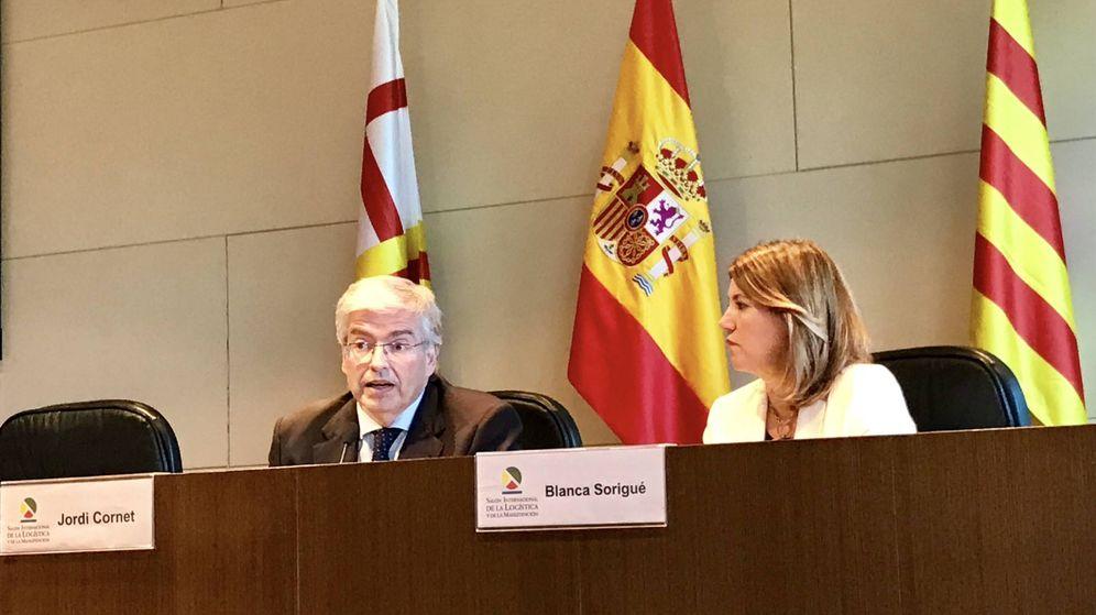Foto: Delegado especial del Gobierno en el Consorcio de la Zona Franca de Barcelona, Jordi Cornet.