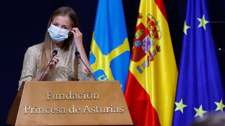 La Princesa de Asturias. (Efe)