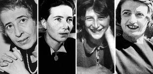 Post de El fuego de la libertad: Arendt, Weil, Rand, De Beauvoir y la filosofía ante el abismo
