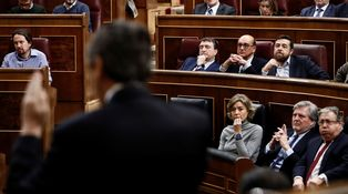 La maldición de Borges: un parlamento enfermo
