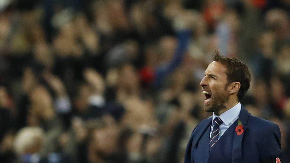 Foto: Southgate será nombrado entrenador de Inglaterra mes y medio después de coger el cargo (Carl Recine/Reuters).