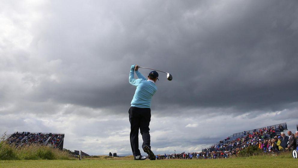 El British Open acabará el lunes por segunda vez en la historia