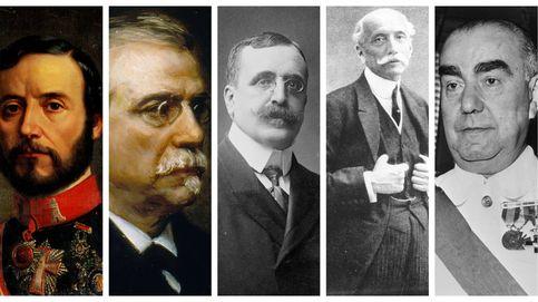 Los cinco presidentes españoles asesinados