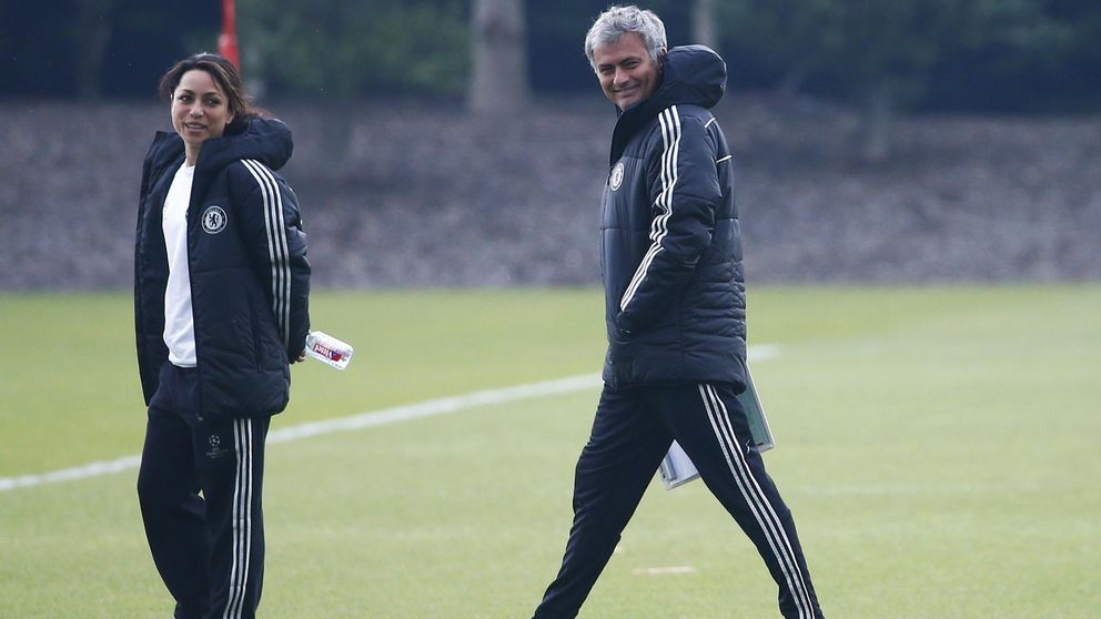 Eva Carneiro, exmédico del Chelsea, denuncia a José Mourinho