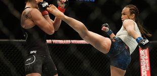 Post de UFC Las Vegas 10: el gran KO del marroquí Azaitar y la discutida victoria de Waterson
