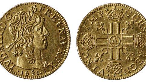 Una restauración con sorpresa: hallan 239 monedas de oro que podrían valer 300.000€