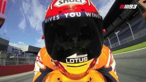 Márquez desvela los números de un GP de motos