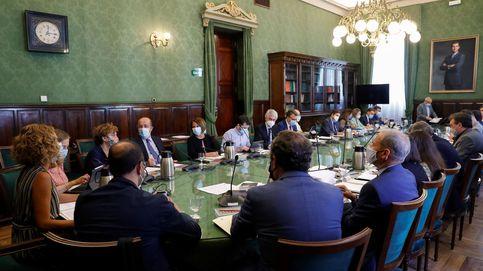 El Congreso rechaza crear comisiones sobre la financiación de UP y el AVE a La Meca