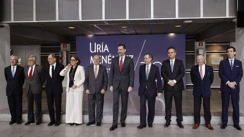 Relevo en Uría: De Carlos, presidente y Sánchez-Terán nuevo socio director
